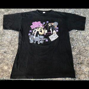 Vintage Faster Pussycat 89 1990 Tour Concert Shirt